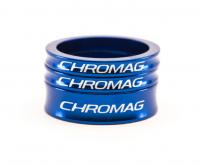Podložky pod predstavec CHROMAG, blue