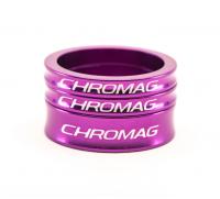 Podložky pod predstavec CHROMAG, purple