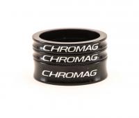 Podložky pod predstavec CHROMAG, black