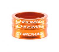 Podložky pod predstavec CHROMAG, orange