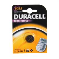 Batéria DURACELL CR 2032 Lithium