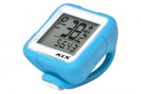 Bezkáblový tachometer REFLEX, modrý, 14F