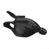 Radiaca páčka SRAM GX-E 11 rých., zadná so samostatnou objímkou, čierna