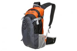 Batoh HUNTER, grey/orange, 15 L
